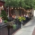 streetside dining chagrin falls